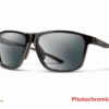 Pinpoint Black Photochromic Clear to Gray