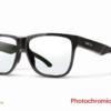 Lowdown XL2 Black Photochromic Clear