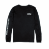 ISSUE LONG SLEEVE Black