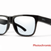 Lowdown2 Black Photochromic Clear